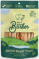 BEG & BARKER Chicken Breast Strips 10 OZ