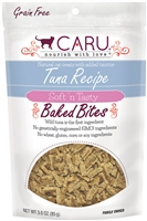 CARU Soft 'n Tasty Tuna Recipe Bites  3 OZ
