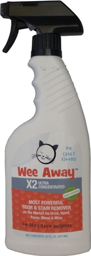 Wee Away Cats X2 16oz