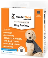 THUNDERSHIRT CLASSIC DOG ANXIETY JACKET MEDIUM  26-40 LBS
