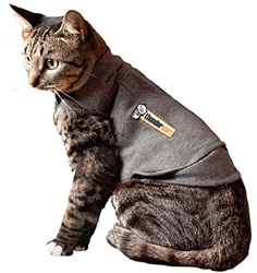 ThunderShirt Classic Cat Anxiety Jacket MEDIUM 9-13 LBS