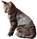 ThunderShirt Classic Cat Anxiety Jacket UNDER 9  LBS