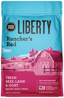 BIXBI PET Liberty Dry Dog Food - RANCHER'S RED  4 lbs