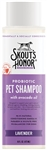 SKOUTS HONOR PROBIOTIC SHAMPOO - Unscented