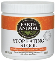EARTH ANIMAL Stop Eating Stool Nutritional Supplement 8 OZ