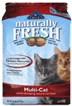 Blue Buffalo Naturally Fresh Multi-Cat Clumping Litter  26 LBS