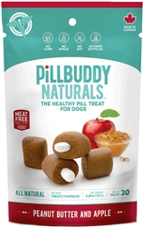 Pill Buddy Naturals Peanut Butter & Apple