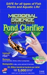 Pond Clarifier  Microbial Science Laboratories