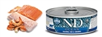 Farmina Natural & Delicious Ocean Feline Salmon, Codfish & Shrimp Cans 12 - 2.8 oz