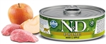 Farmina Pet Foods - Cat food - N&D Prime Feline - Boar and Apple wet food