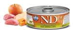 Farmina Pet Foods - Cat food - N&D Pumpkin feline - Boar, Pumpkin & Apple wet food