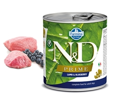 Farmina Pet Foods - Dog food - N&D Prime Canine - Lamb & Blueberry Adult wet food
