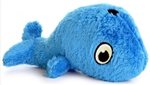 Hear Doggy Sherpa Small Plush Whale