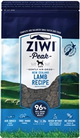 ZIWI Peak Air-Dried Lamb For Dogs 2.2 LB
