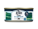 Ziwi Peak Moist Lamb For Cats  24 - 3 oz can case