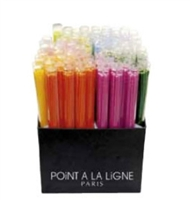 Tube of 20 String Candles - Point a La Ligne