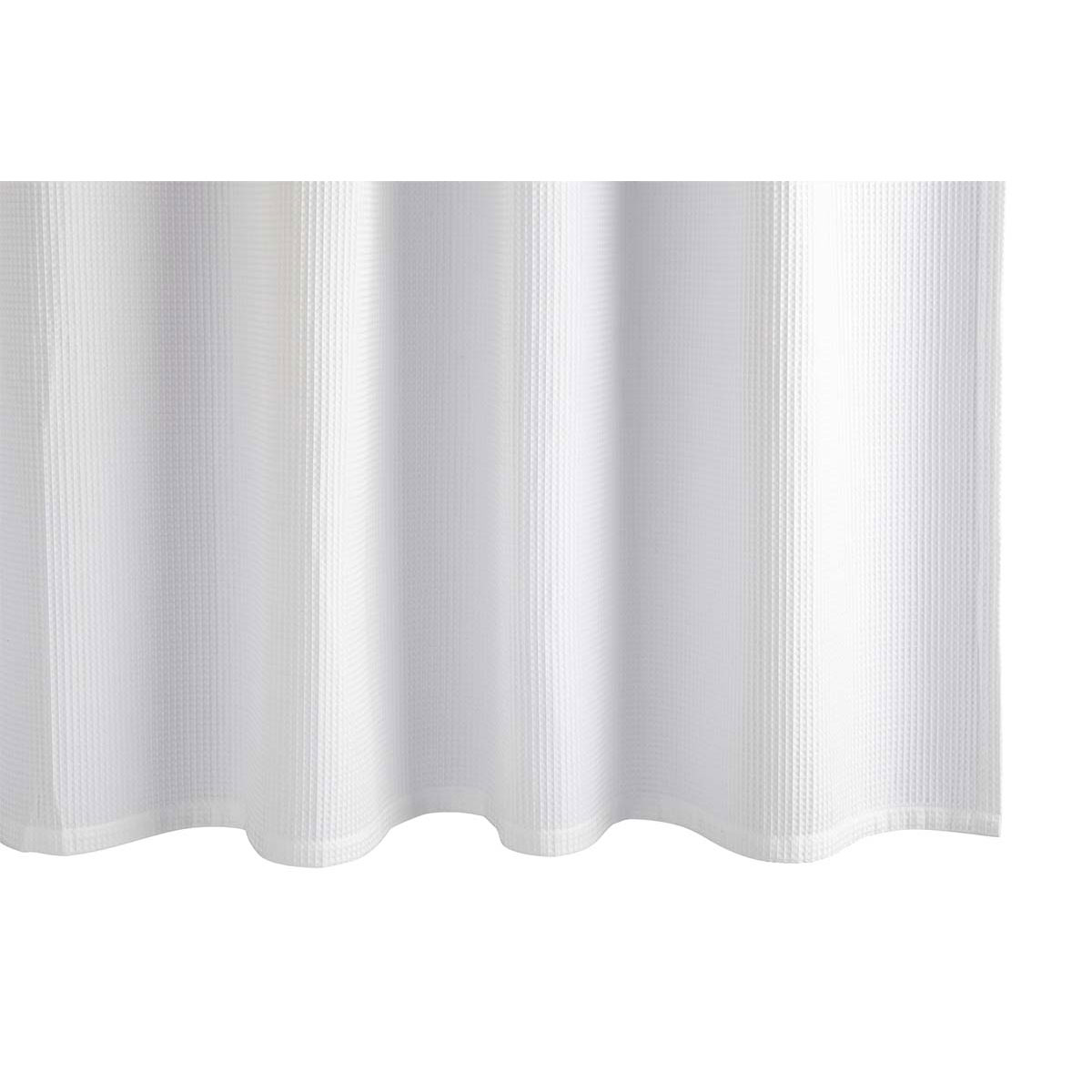 white curtain waffle in zoom imports linen shower pier curtains