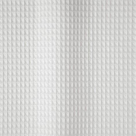 Belgian Waffle Shower Curtain