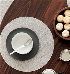 Bamboo Round Placemat by Chilewich