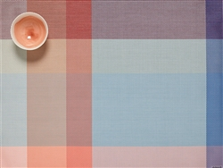 Chroma Placemat Rectangle by Chilewich