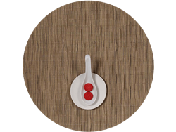 Bamboo Placemat Round by Chilewich