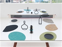 OnEdge (2 Placemats & 2 Coasters) by Chilewich