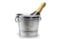 Champagne Bucket by Match Pewter
