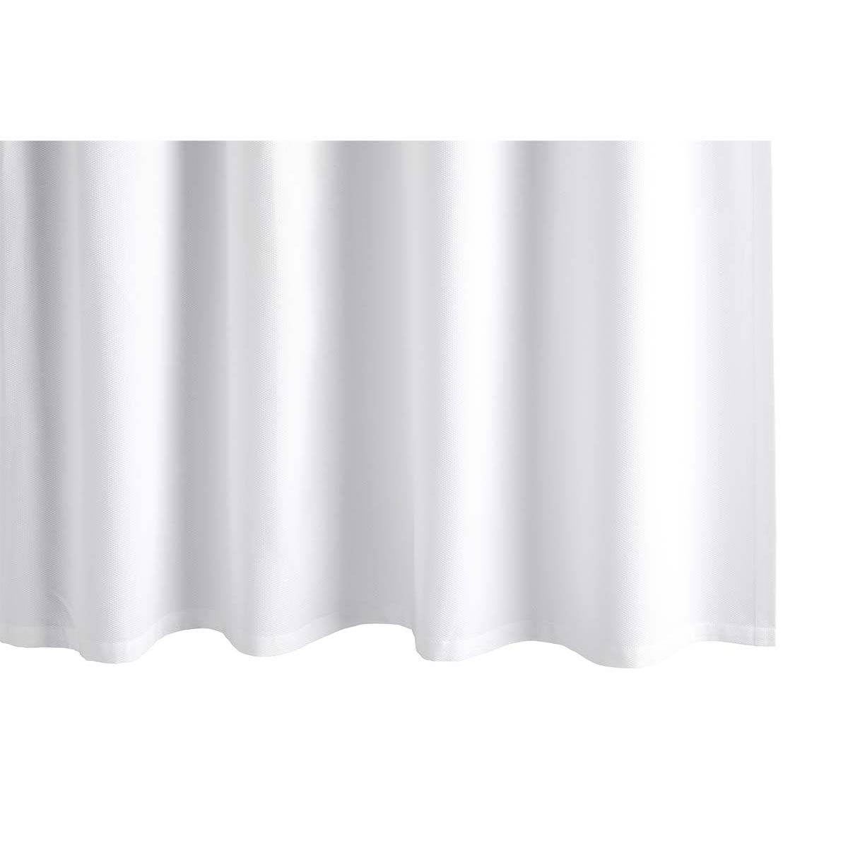 curtains curtain shower bath today shipping bedding overstock cotton product seersucker white free waffle