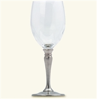Crystal All Purpose Wine Glass by Match Pewter