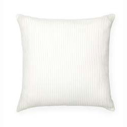 "Lucca Snow Decorative Pillow (20 x 20"") by Sferra"