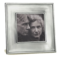 Lombardia Medium Square Frame by Match Pewter