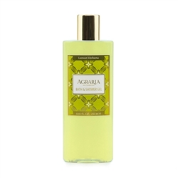 Lemon Verbena Bath & Shower Gel by Agraria