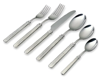 Gabriella 6-Piece Place Setting with Forged Blade by Match Pewter