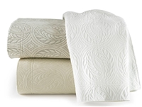 Matouk - Vienna Matelasse Coverlets and Luxury Bedding