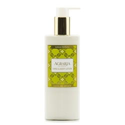 Lemon Verbena Hand & Body Lotion by Agraria