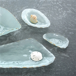 Shells Coquina by Annieglass