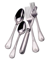 Couzon - Consul Silver Plated Five Piece Place Setting
