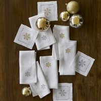 Frost Table Linens by SFERRA