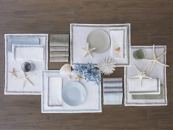 Barlow Table Linens by SFERRA