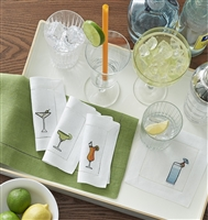 Bevande Cocktail Napkins by SFERRA
