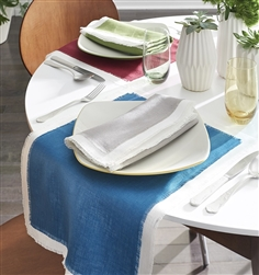Farrell Napkins and Placemats by SFERRA