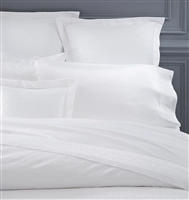 SFERRA Giza 45 Quatrefoil Luxury Bedding