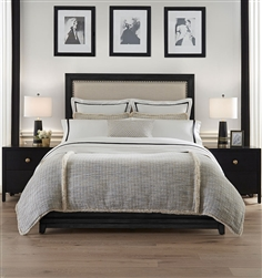 Frangia Limitato Duvet Covers and Shams by SFERRA