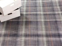 Plaid Floormat by Chilewich