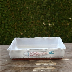 Ceramic Bahia Casserole (Large) by Beatriz Ball