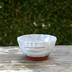 Ceramic Bahia Casserole (Small) by Beatriz Ball