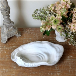 Ceramic Oyster Grey Rim (Medium) by Beatriz Ball