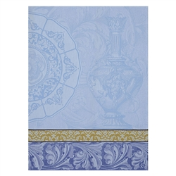 Baroque Porcelaine Tea Towel (Pair) by Le Jacquard Francais