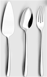Couzon - Fusain Silver Plated Four Piece Hostess Set