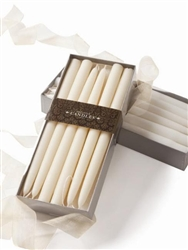 White Taper Multipack by Creative Candles